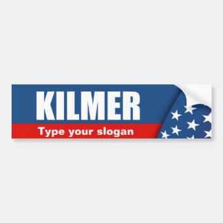 Engranaje de la elección de VAL KILMER Pegatina Para Auto