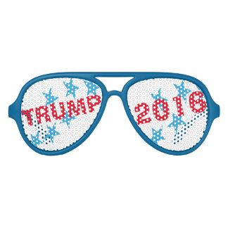 Engranaje de la elección del presidente 2016 lentes de fiesta