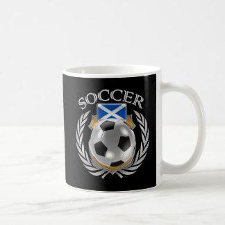 Engranaje de la fan del fútbol 2016 de Escocia Taza De Café