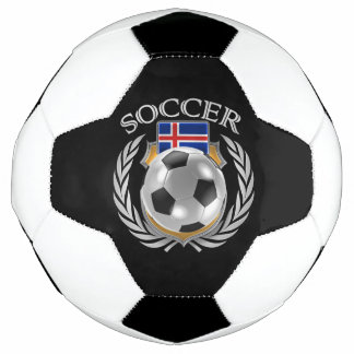 Engranaje de la fan del fútbol 2016 de Islandia