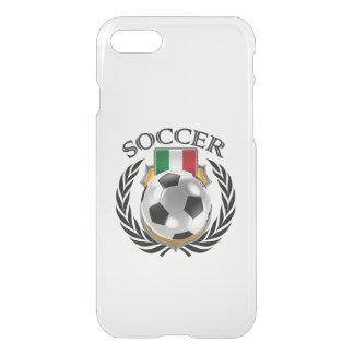 Engranaje de la fan del fútbol 2016 de Italia Funda Para iPhone 7