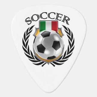 Engranaje de la fan del fútbol 2016 de Italia Plumilla De Guitarra