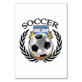 Engranaje de la fan del fútbol 2016 de la