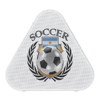 Engranaje de la fan del fútbol 2016 de la altavoz