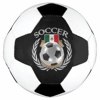 Engranaje de la fan del fútbol 2016 de México