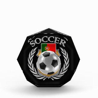 Engranaje de la fan del fútbol 2016 de Portugal