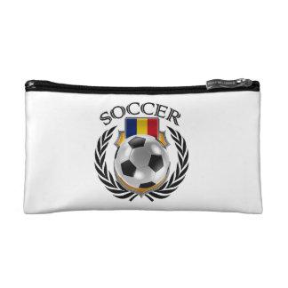Engranaje de la fan del fútbol 2016 de Rumania