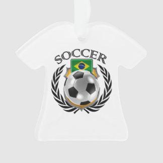 Engranaje de la fan del fútbol 2016 del Brasil