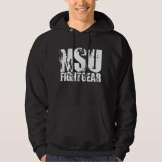 Engranaje de la lucha de NSU Suéter Con Capucha