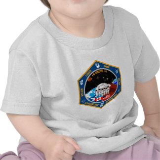 Engranaje de la misión III de HI-SEAS Camiseta
