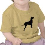 Engranaje de Manchester Terrier Camiseta