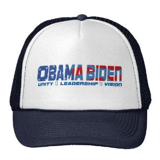 Engranaje de Obama Biden 2009 Gorras De Camionero