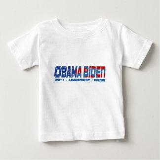 Engranaje de Obama Biden 2009 Playera De Bebé
