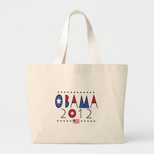 Engranaje de presidente Barack Obama 2012 Bolsa