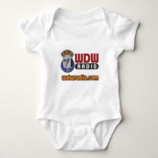 Engranaje de radio del logotipo de WDW Body Para Bebé