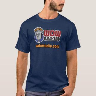 Engranaje de radio del logotipo de WDW Playera