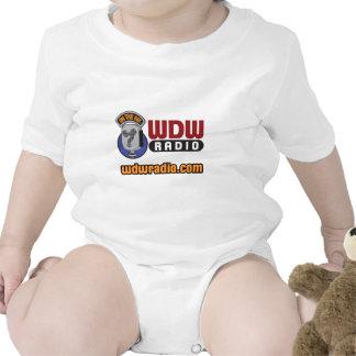 Engranaje de radio del logotipo de WDW Trajes De Bebé