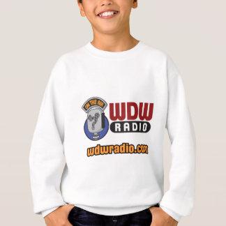 Engranaje de radio del logotipo de WDW Sudadera