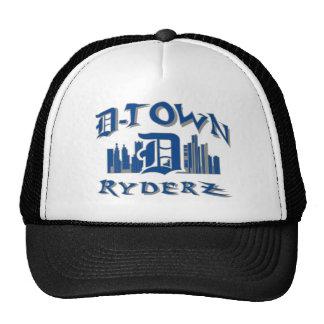 engranaje de RyderZ de la D-ciudad Gorra