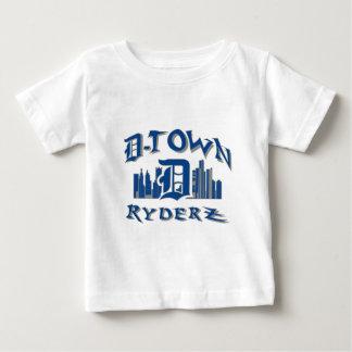 Engranaje de RyderZ de la D-Ciudad T-shirt