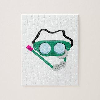 Engranaje de Snorkle Puzzles Con Fotos