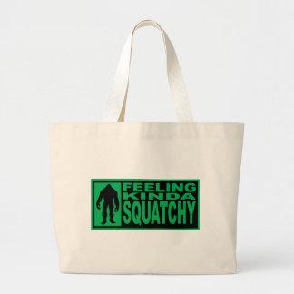 Engranaje de Squatchy de la sensación - encontrar  Bolsas