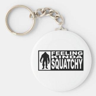 Engranaje de Squatchy de la sensación - encontrar  Llaveros Personalizados