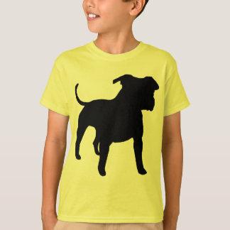 Engranaje de Staffordshire Terrier americano Playera