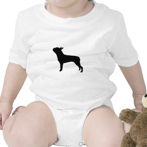 Engranaje de Terrier del bosón Camiseta