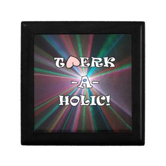 Engranaje de Twerk-A-holic Twerk Caja De Joyas