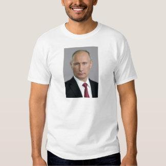 Engranaje de Vladimir Putin Playera