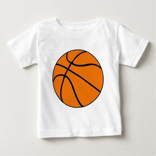 Engranaje del baloncesto polera