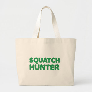 Engranaje del cazador de Squatch Bolsas De Mano