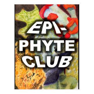 Engranaje del club de Epiphyte Postal