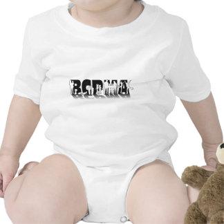 Engranaje del club del logotipo de BCPMA Trajes De Bebé