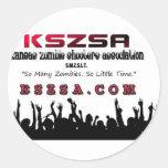 Engranaje del equipo de KSZSA Etiqueta