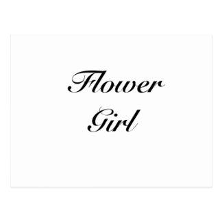 engranaje del florista tarjetas postales