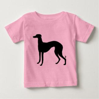 Engranaje del galgo italiano tee shirt
