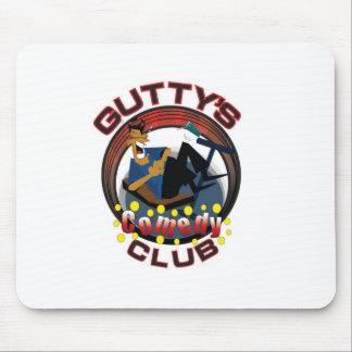 Engranaje del Gutty Tapete De Ratones