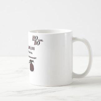 Engranaje del hobo 3,5 millones de tazas de café d
