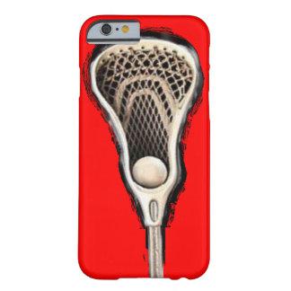 engranaje del lacrosse funda barely there iPhone 6