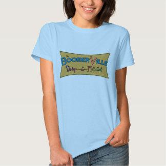 Engranaje del logotipo de la Tienda-uno-Rama de Camisas