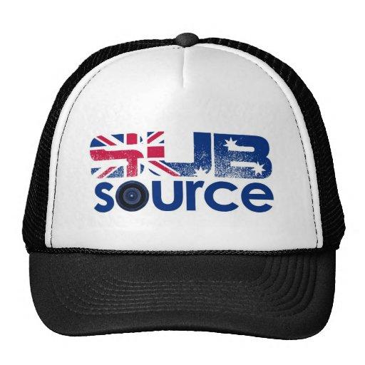 Engranaje del logotipo de SubSource Gorro De Camionero