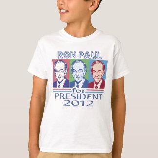 Engranaje del presidente 2012 de Ron Paul Polera