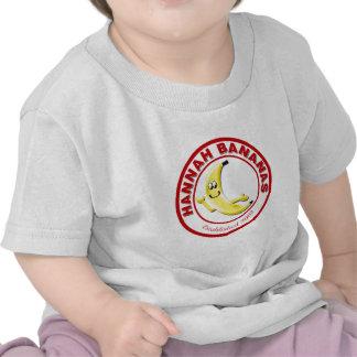 Engranaje del restaurante de los plátanos de camiseta