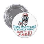 Engranaje del susto de la salud de Obama por YesPo Pins