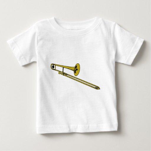 Engranaje del Trombone Tee Shirts