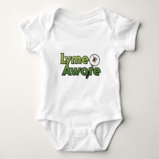 Engranaje enterado de Lyme Body Para Bebé