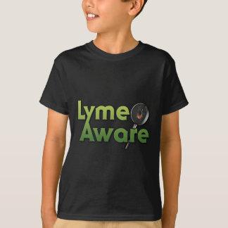Engranaje enterado de Lyme Playera