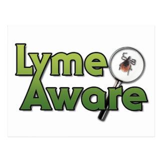 Engranaje enterado de Lyme Tarjetas Postales